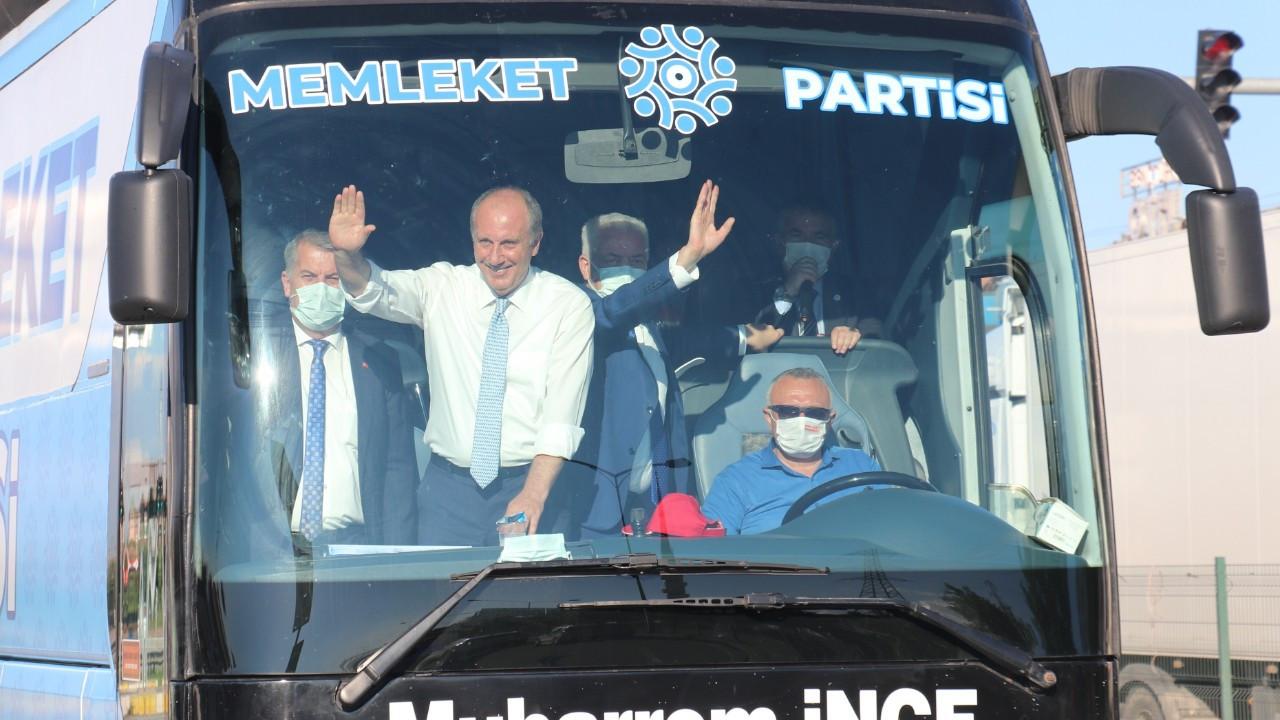 İnce'den partisini beğenmeyen CHP'lilere çağrı