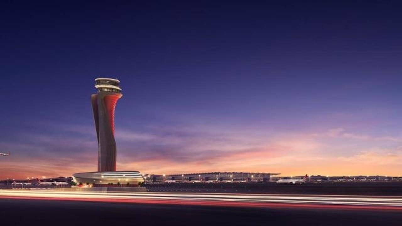 İstanbul Havalimanı'na 4 ödül daha