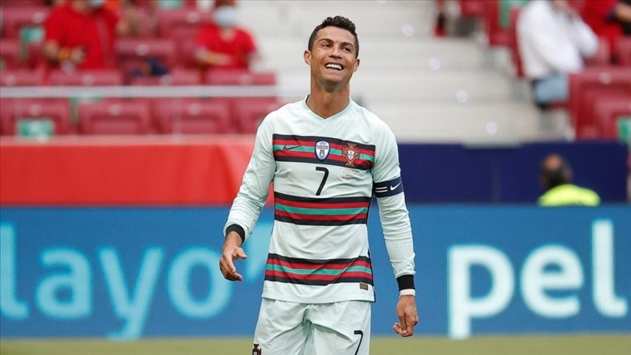 Ronaldo'dan en skorer rekoru