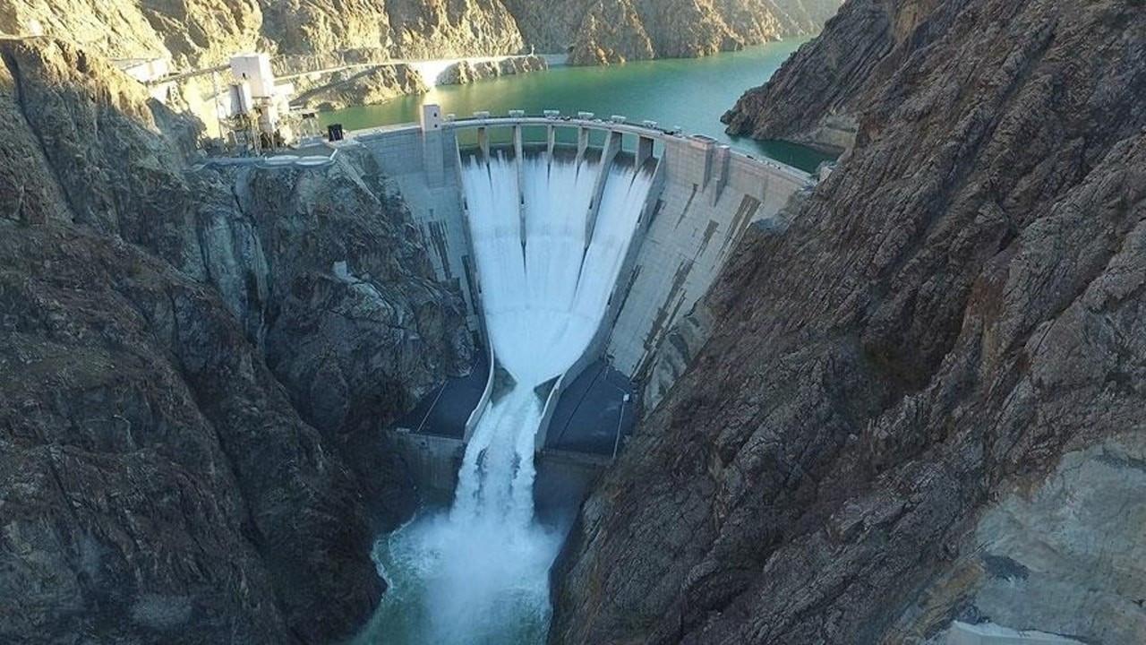 Türkiye hidroelektrik konusunda yükseliyor