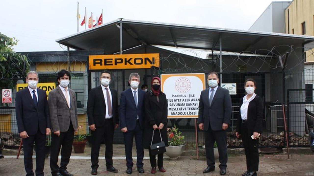 Türkiye'nin ilk Savunma Sanayi Lisesi açılıyor
