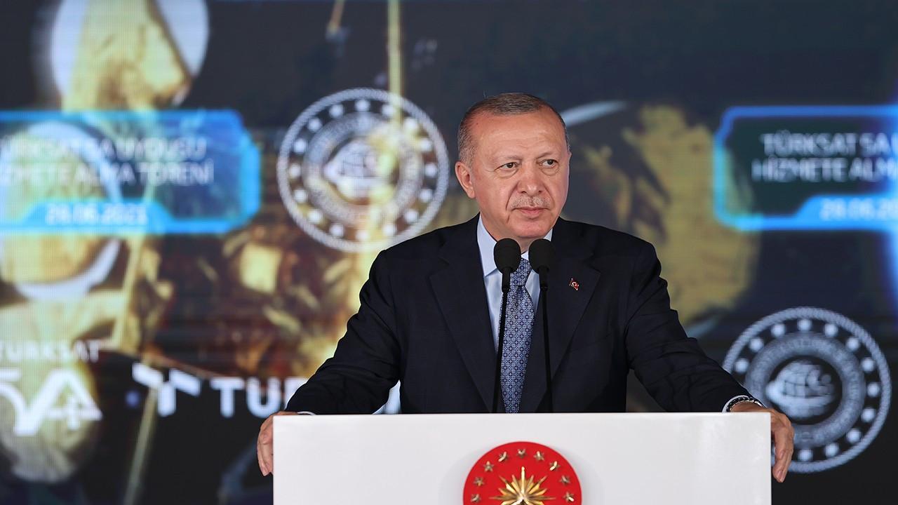 Türkiye uydusunu üreten 10 ülke arasına girecek
