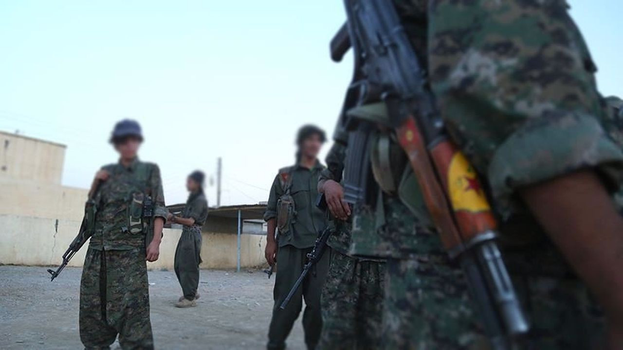 Teröristler hasta bir sivili işkenceyle öldürdü