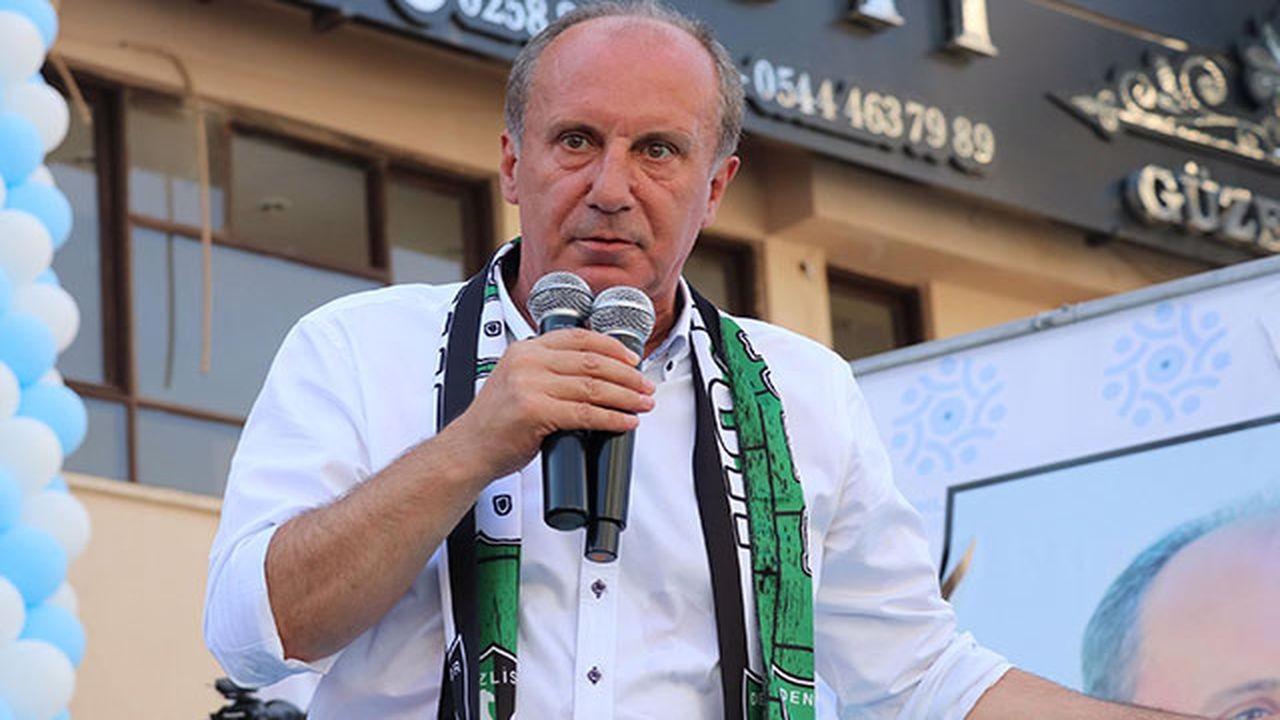 İnce'den Kılıçdaroğlu'na televizyona çıkma teklifi