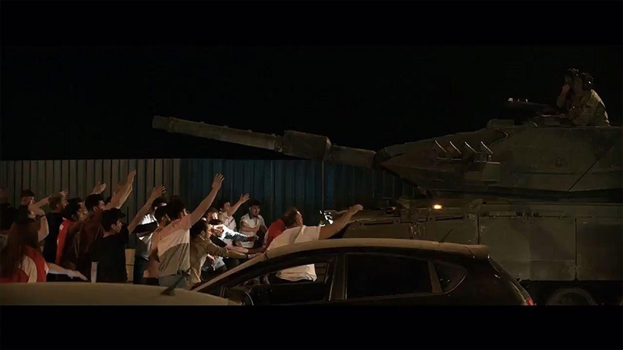'15/07 Şafak Vakti' filmi 15 Temmuz'da vizyonda