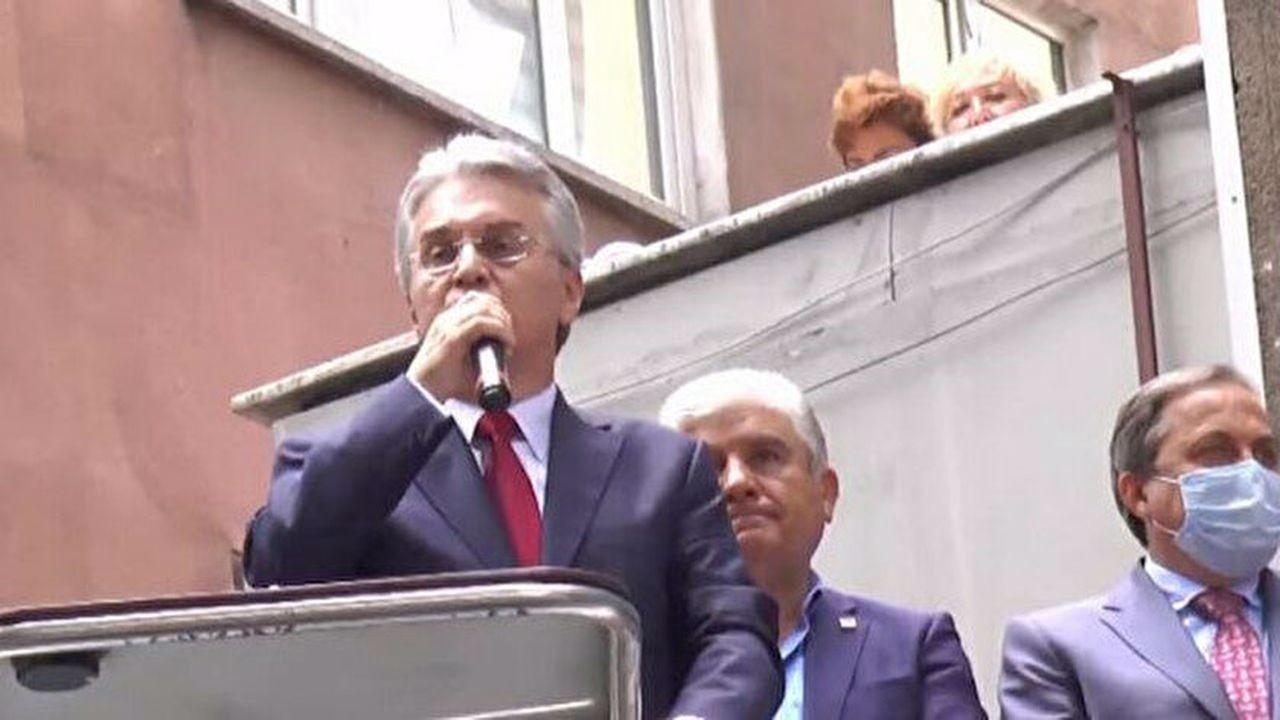 Kuşoğlu partisinin Cumhurbaşkanı adayını açıkladı