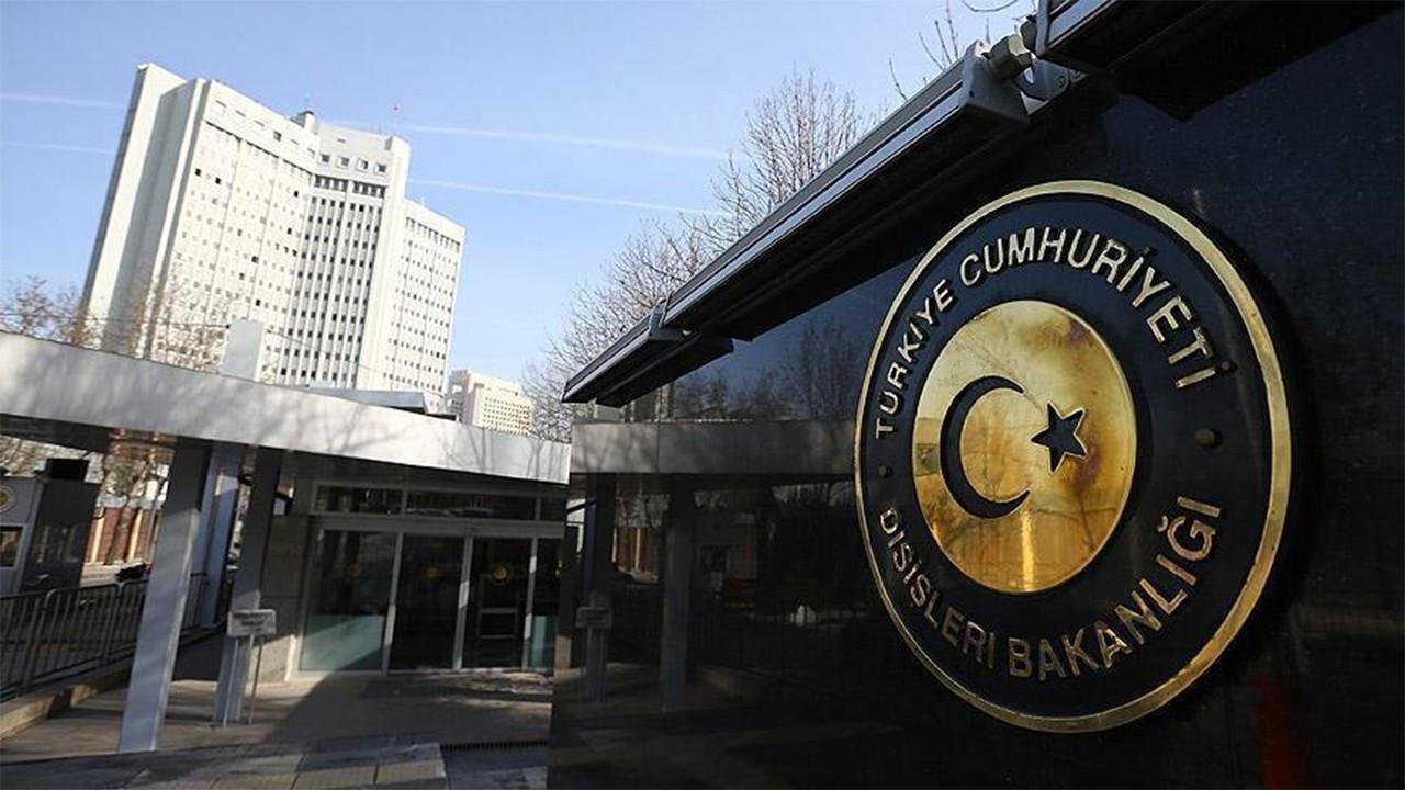 10 ülkenin büyükelçisi Dışişleri'ne çağrıldı