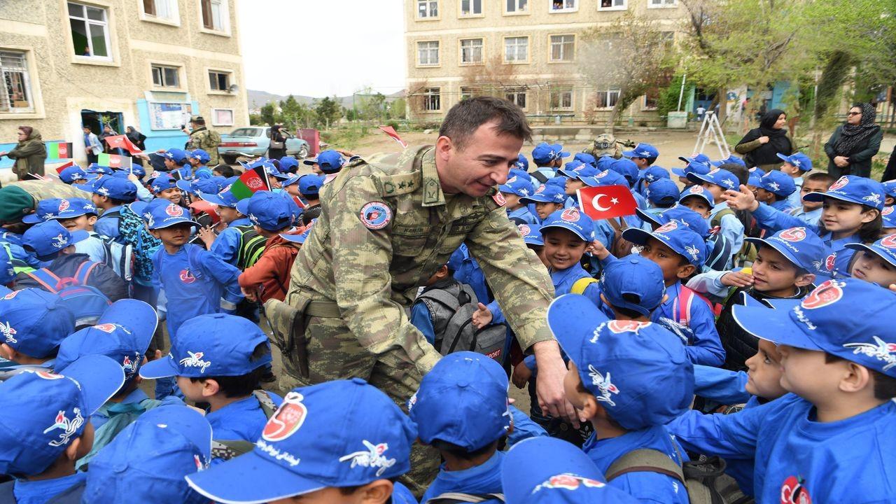MSB'den Afganistan paylaşımı