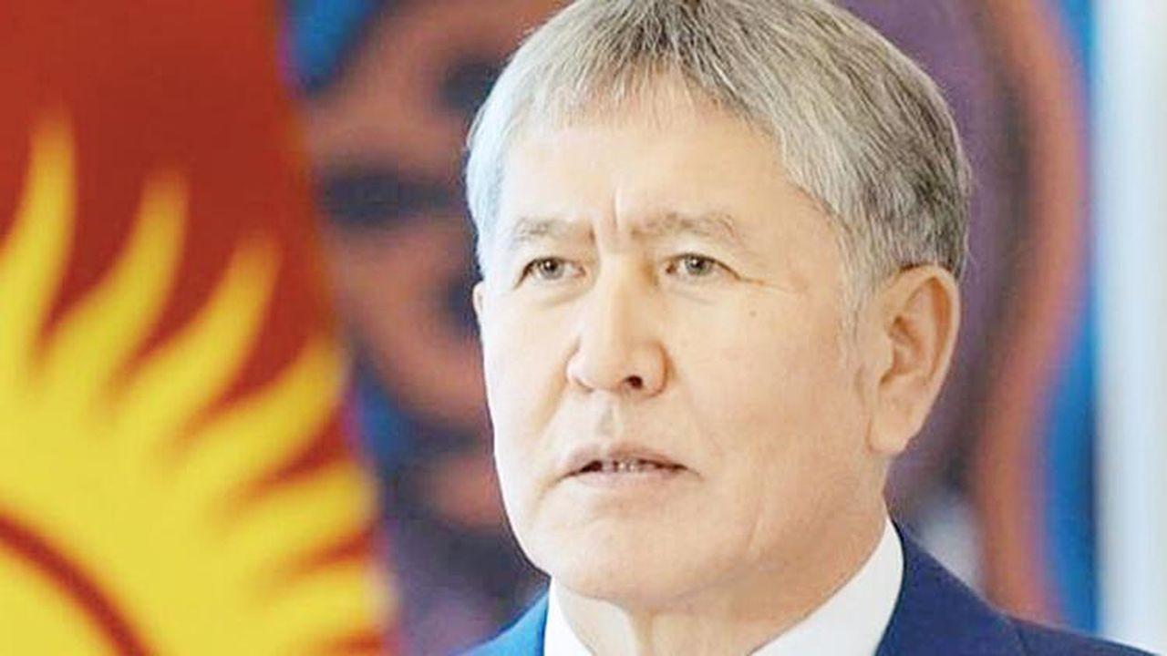 Kırgızistan'da Atambayev'e FETÖ soruşturması