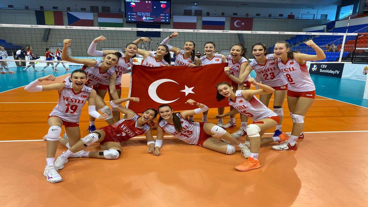 CEV 16 Yaş Altı Genç Kızlar Avrupa Şampiyonası