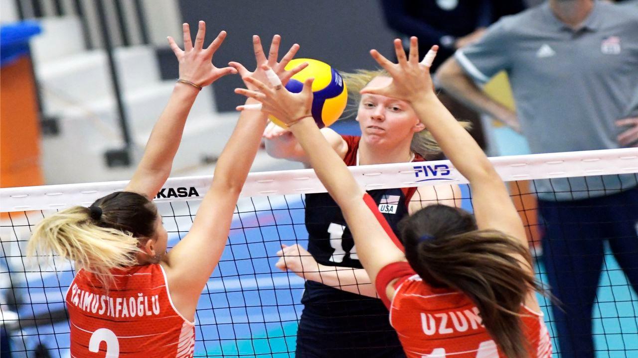 ABD: 3 - Türkiye: 0