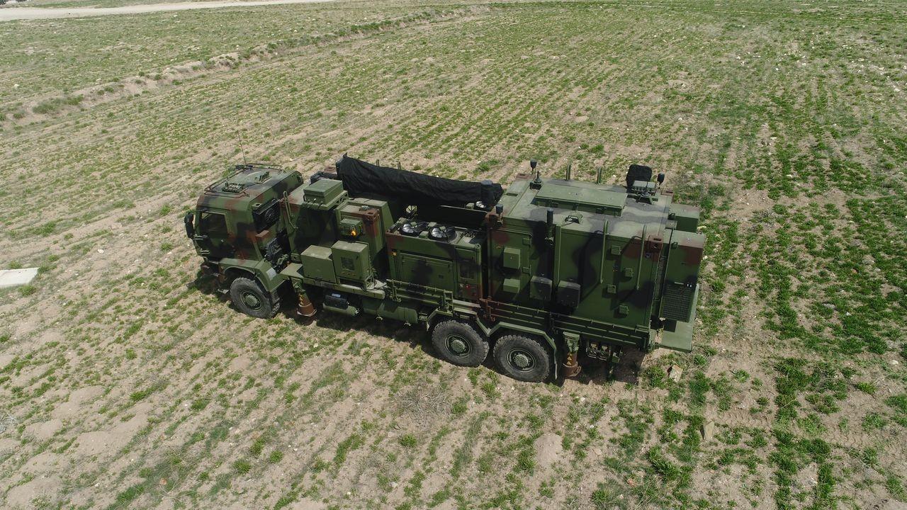 """""""Sancak"""" Türk Silahlı Kuvvetleri'ne teslim edildi"""