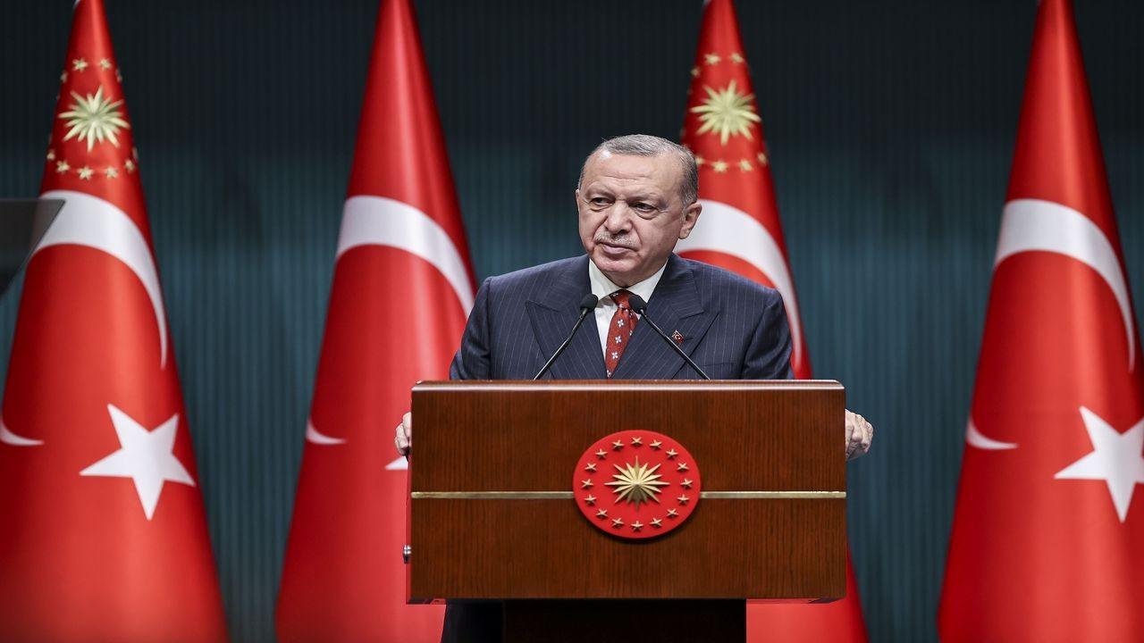 Cumhurbaşkanı Erdoğan, millete seslendi