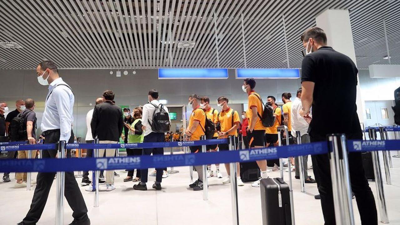 Galatasaray'a Yunanistan'da PCR testi dayatması