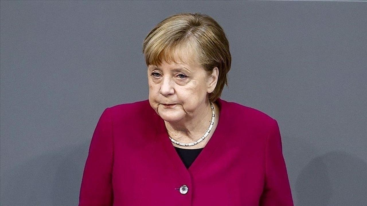 Merkel: ABD'nin endişelerini ciddiye alıyoruz
