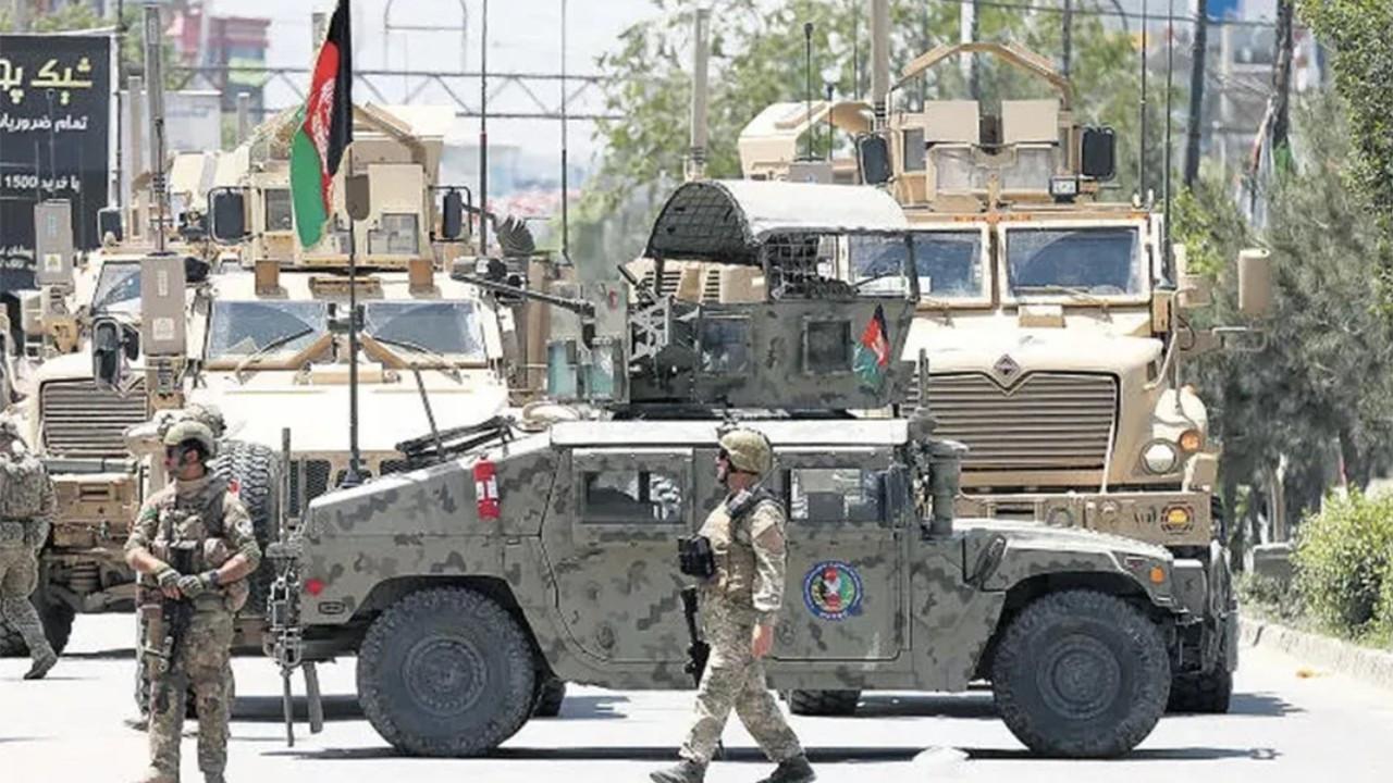 Afganistan'da Taliban'ın ilerleyişi sürüyor