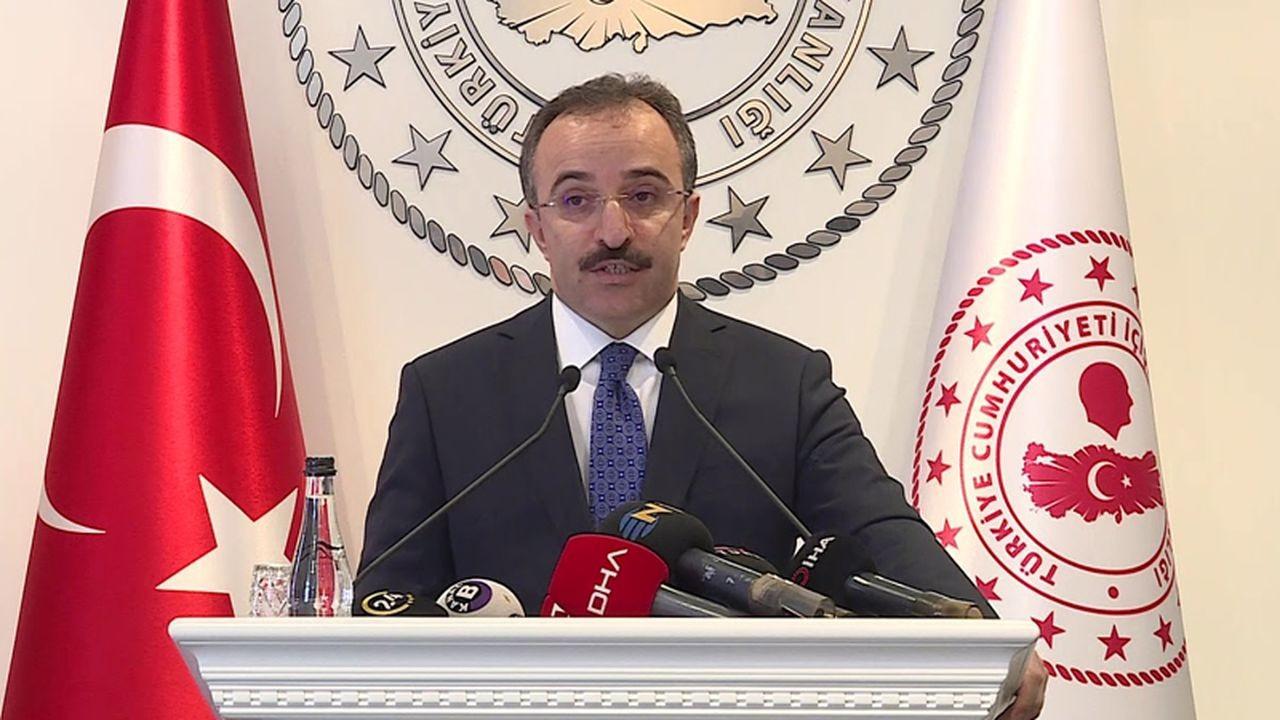 """Çataklı'dan """"sınır ihlali"""" açıklaması"""