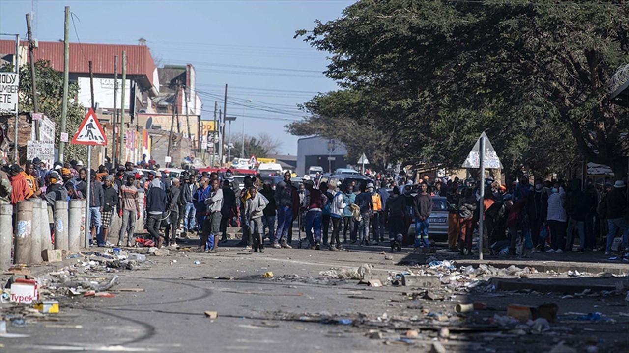 5 soruda 'Güney Afrika'da neler oluyor?'