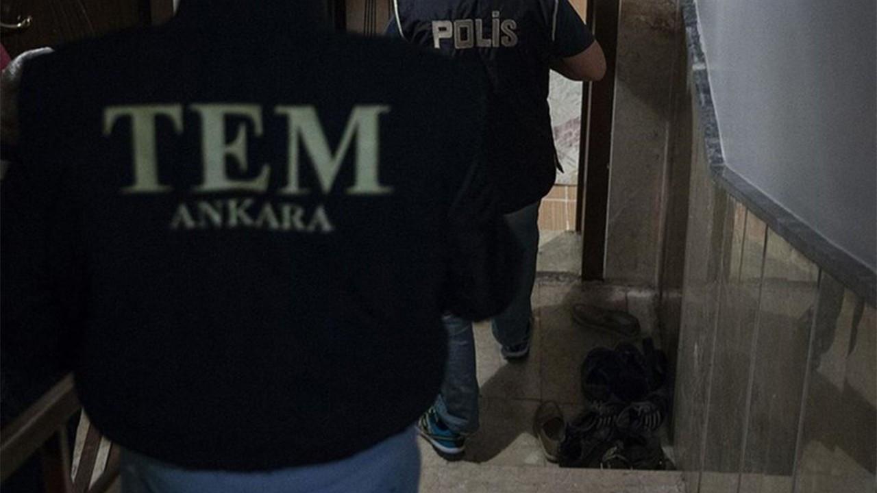 Ankara'da DEAŞ ve PKK'ya yönelik 2 ayrı operasyon