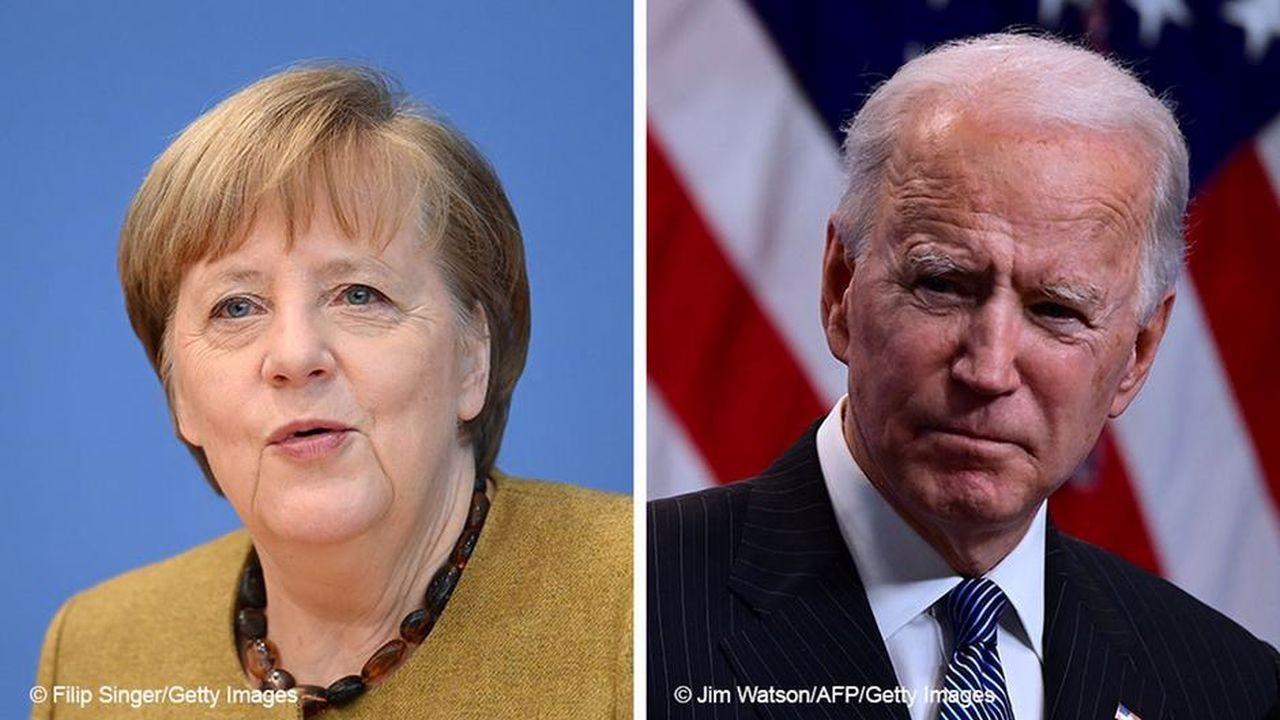 Biden: ABD-Almanya ilişkileri demirden