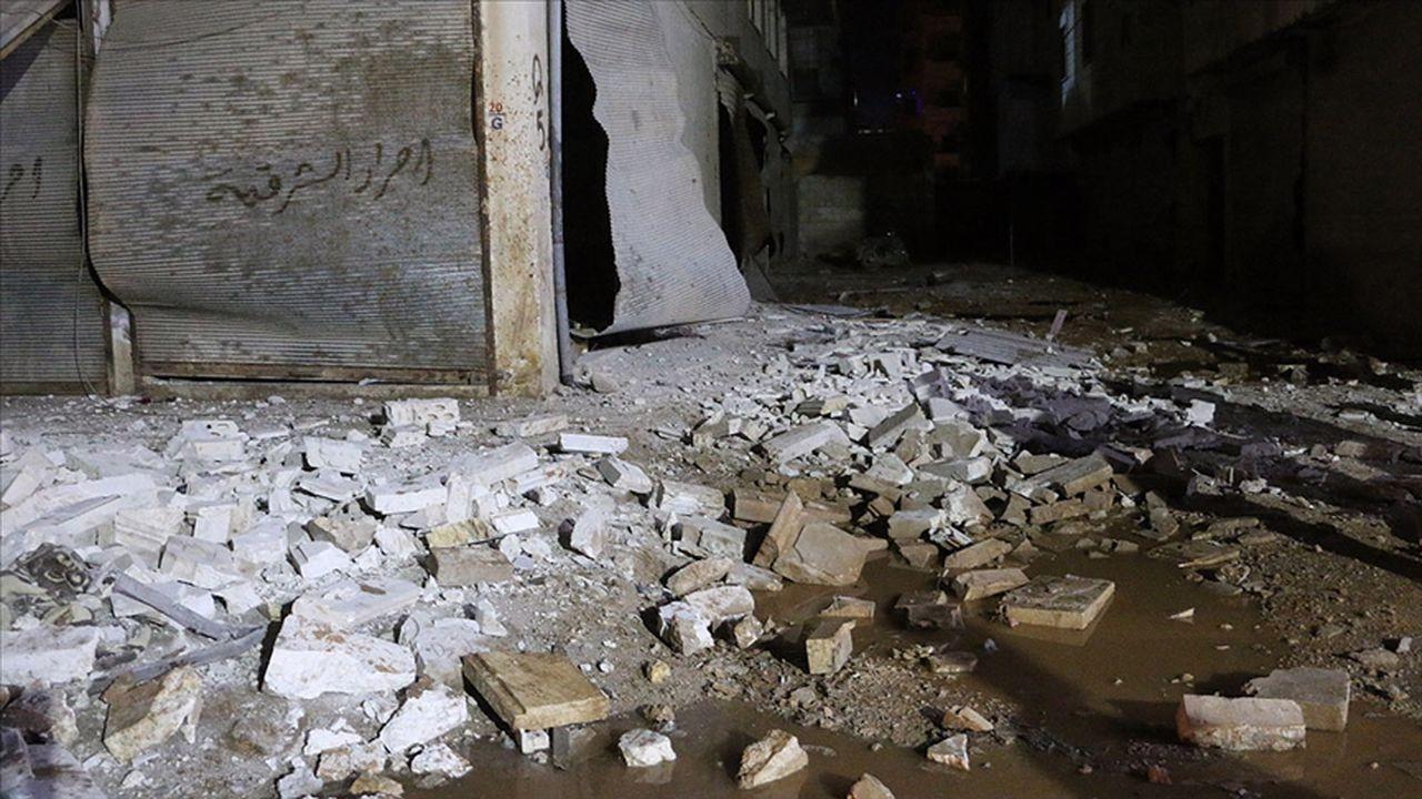Afrin'de 2 sivil öldü, 10 sivil yaralandı