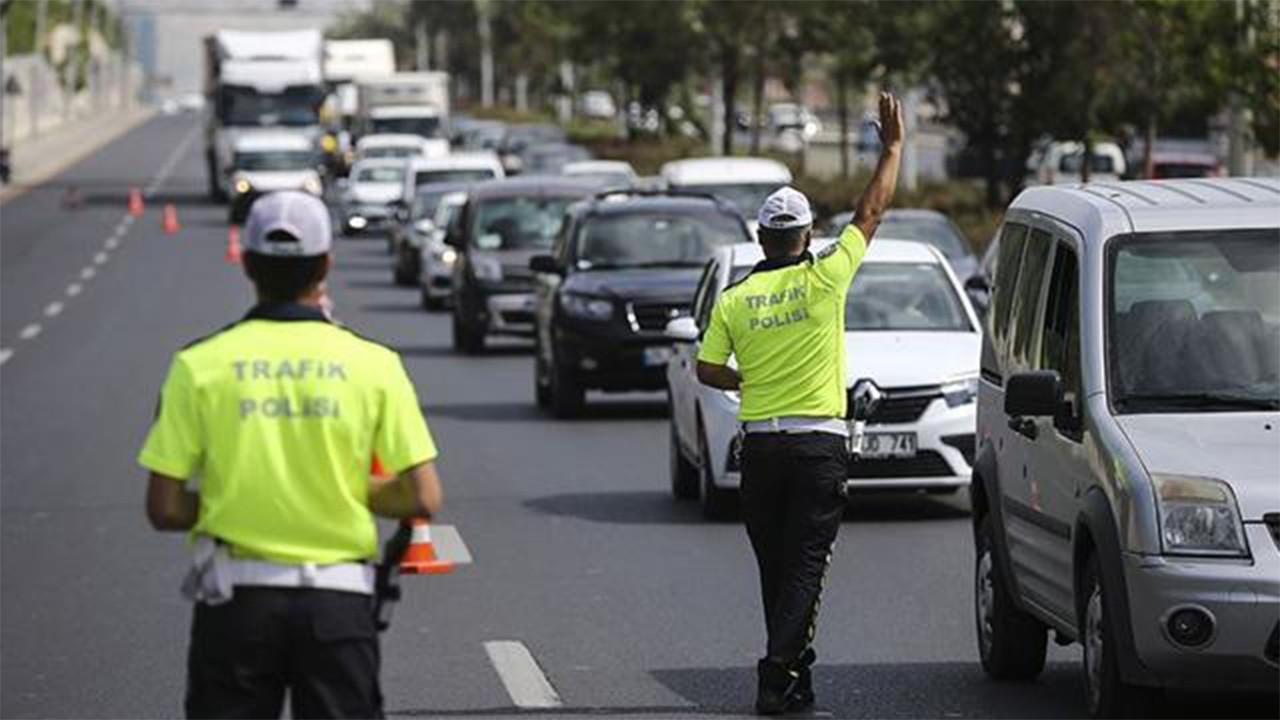 İçişleri Bakanlığı'ndan bayram trafik genelgesi