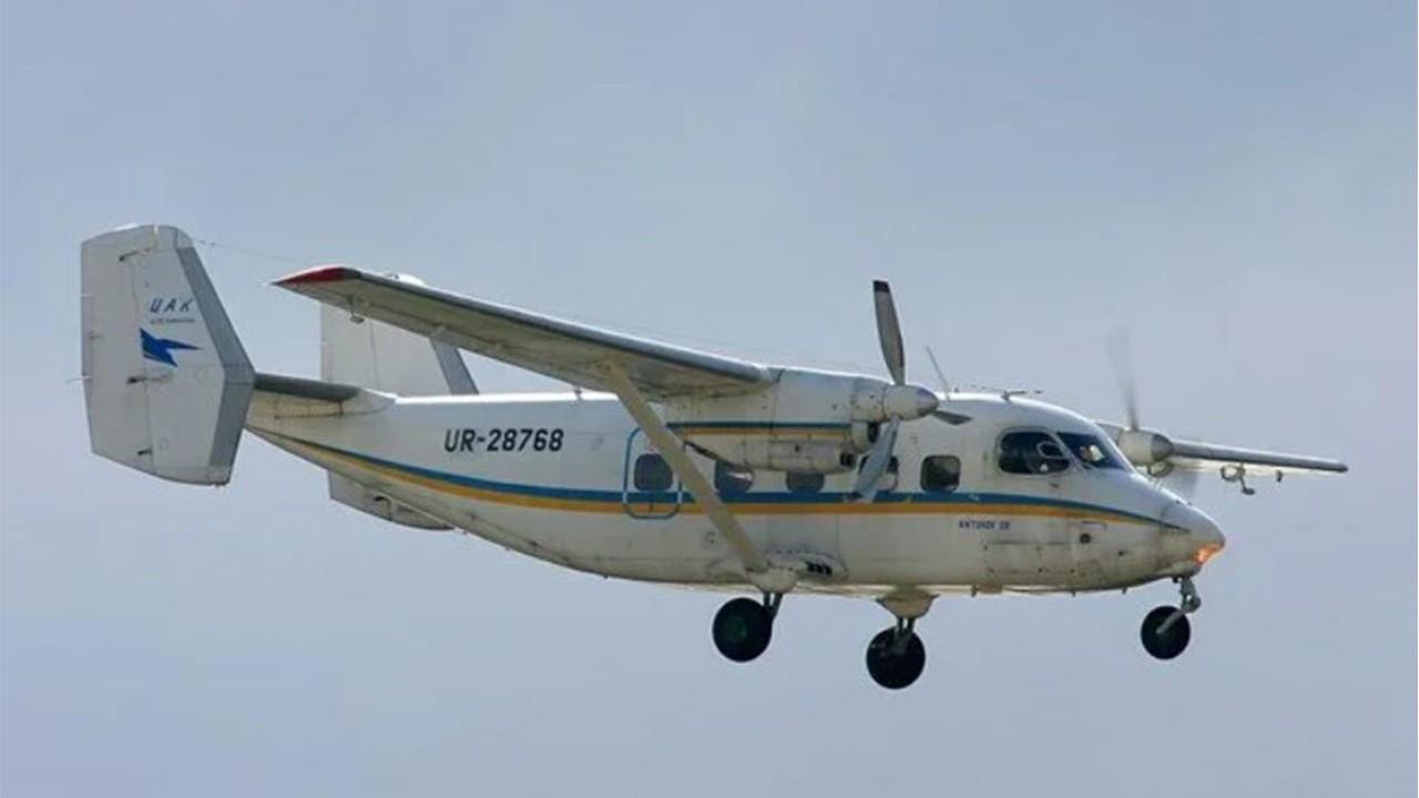 Rusya'da yolcu uçağı kayboldu