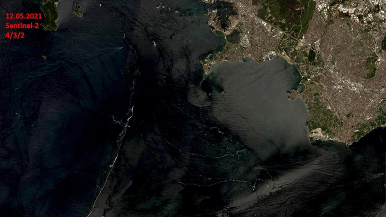 Müsilajla mücadele sonuç verdi: Marmara temizlendi