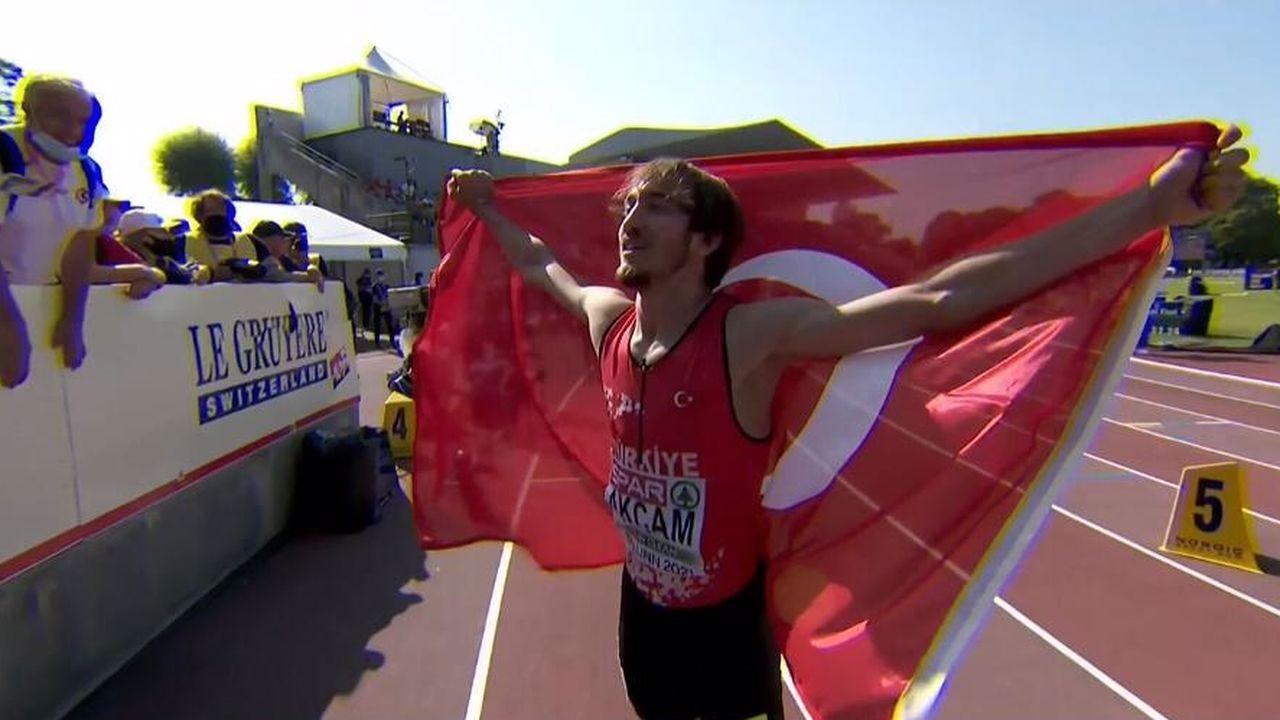 Berke Akçam, Avrupa şampiyonu oldu