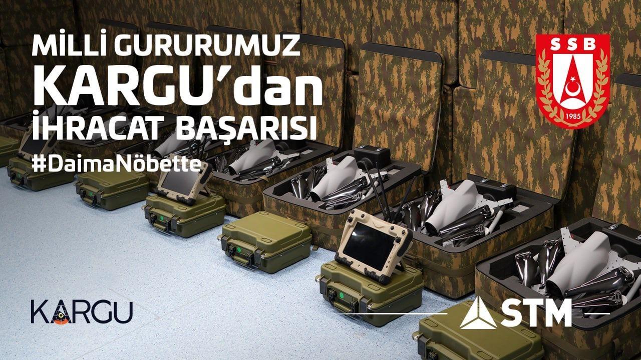 Türkiye'den büyük başarı: İlk kez ihraç edildi