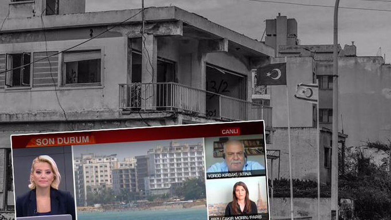 Erdoğan'ın sözleri Atina ve Rum Kesimi'nde deprem etkisi yarattı Korktuğumuz başımıza geldi