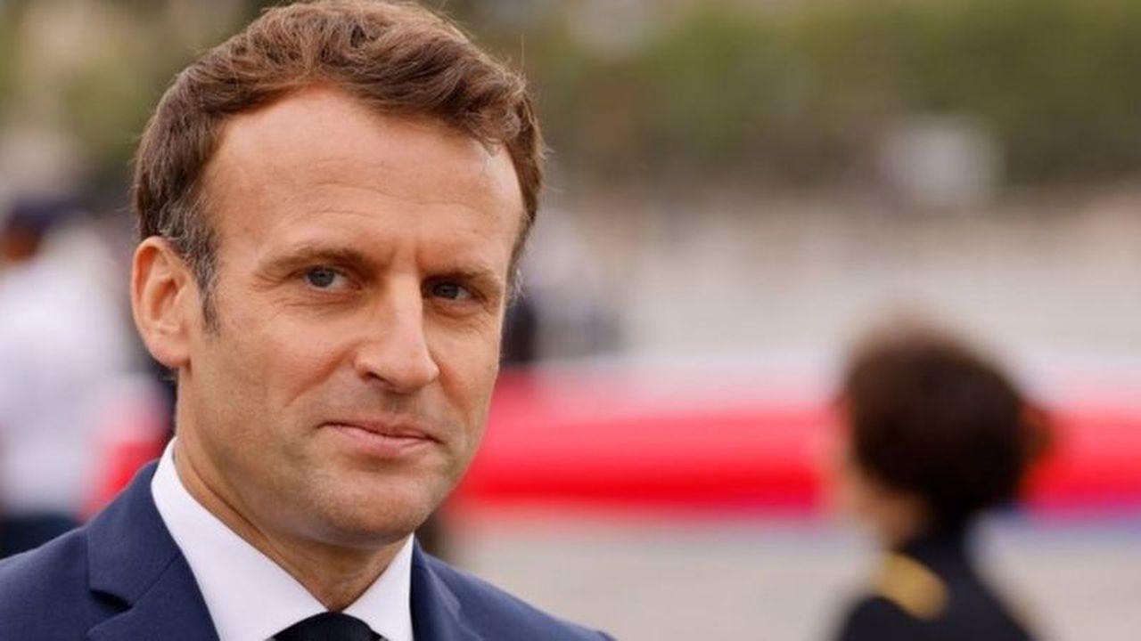 Macron'un da hedef listesinde olduğu ortaya çıktı