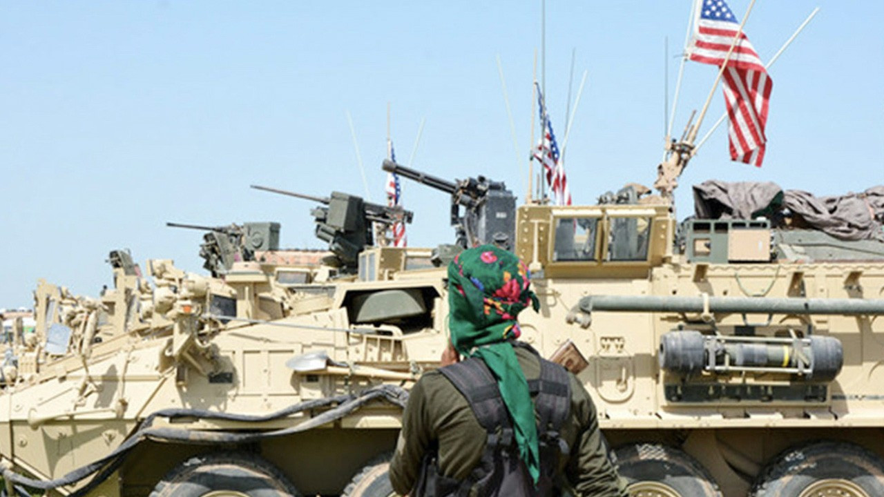 ABD teröristlere destek vermeye devam ediyor!