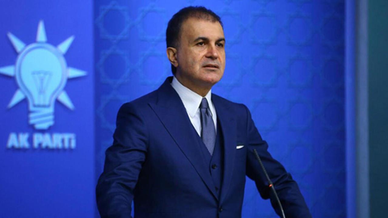 AK Parti Sözcüsü Sözcü Çelik'ten Kılıçdaroğlu'na tepki