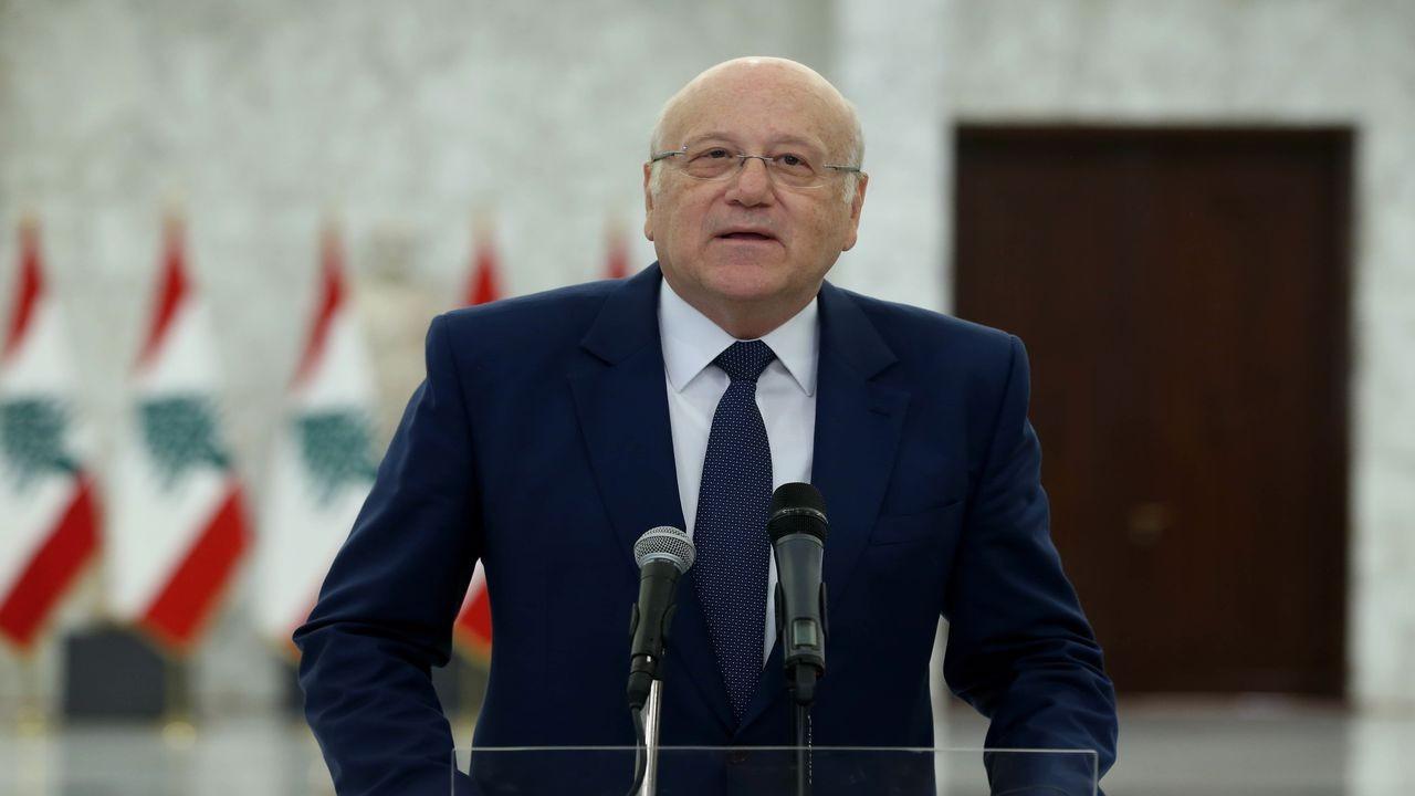 Lübnan'da hükümeti kurma görevi eski Başbakan Mikati'ye verildi