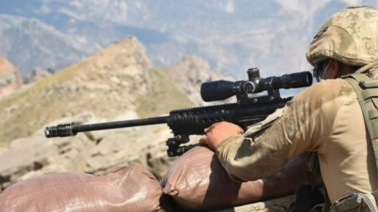PKK'nın lojistik ağına darbe: Hakurk sorumlusu etkisiz hale getirildi