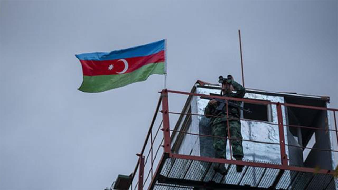 Ermenistan'dan Azerbaycan mevzilerine saldırı