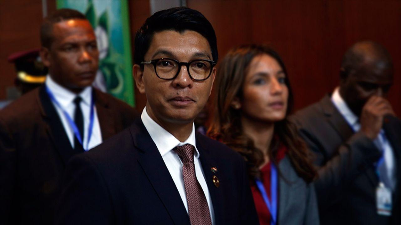 Madagaskar'da Cumhurbaşkanına darbe şüphesi