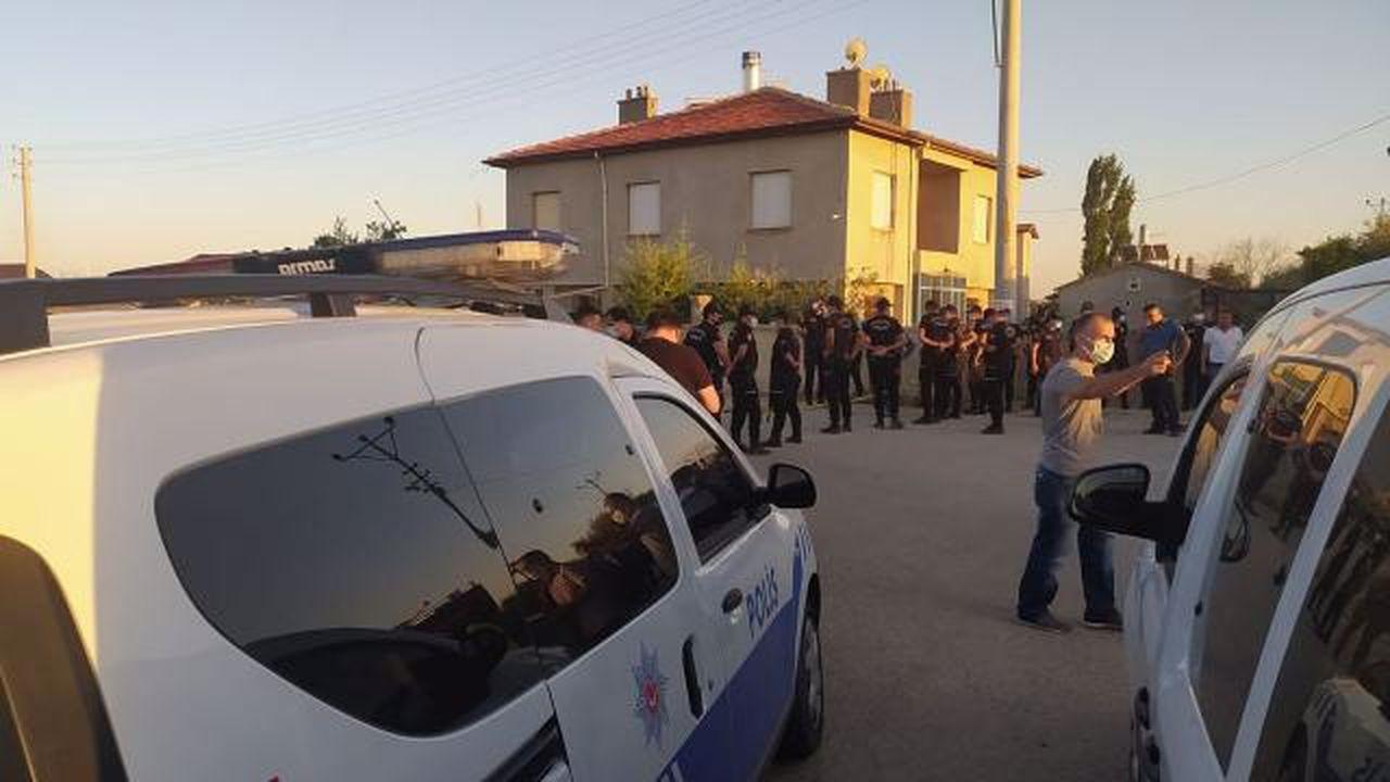 Konya Cumhuriyet Başsavcılığı, 7 kişinin öldürüldüğü saldırıyla ilgili gözaltı sayısının 13 olduğunu bildirdi