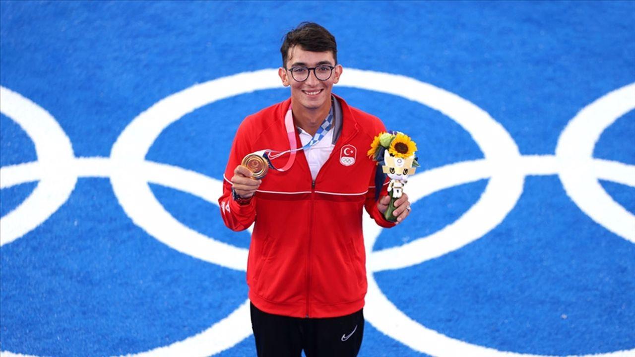 Türkiye 94. madalyasını Mete Gazoz ile kazandı