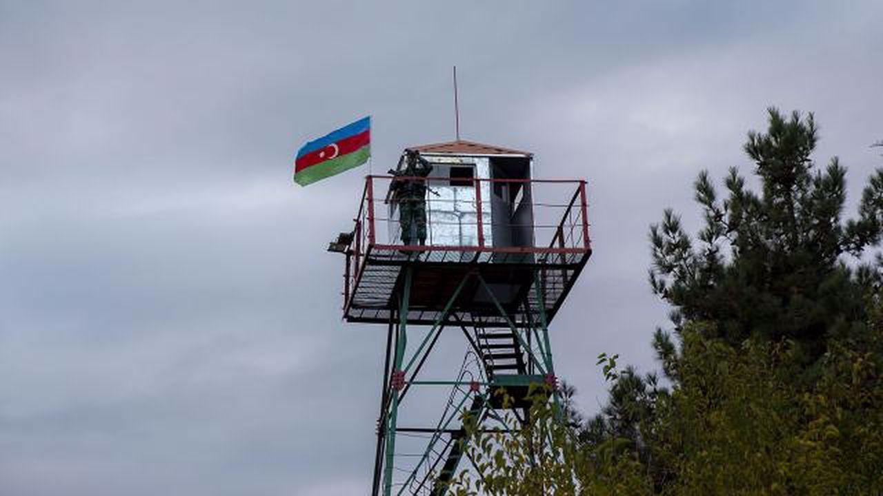 Ermenistan Azerbaycan mevzilerine ateş açtı