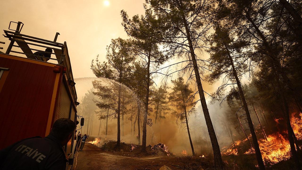 OGM açıkladı: 145 yangın kontrol altında