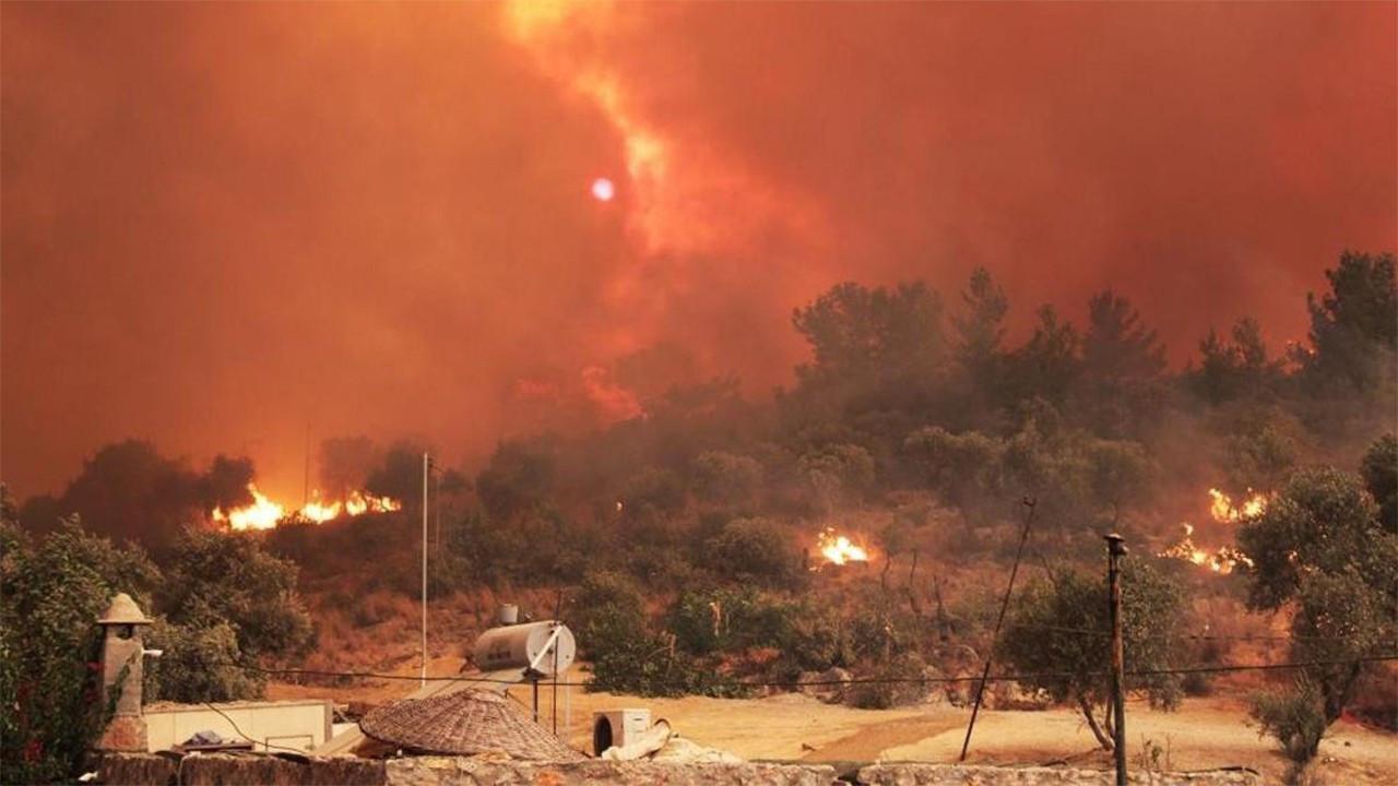 Yangına karşı kullanılan malzemelerin fiyatları katlandı