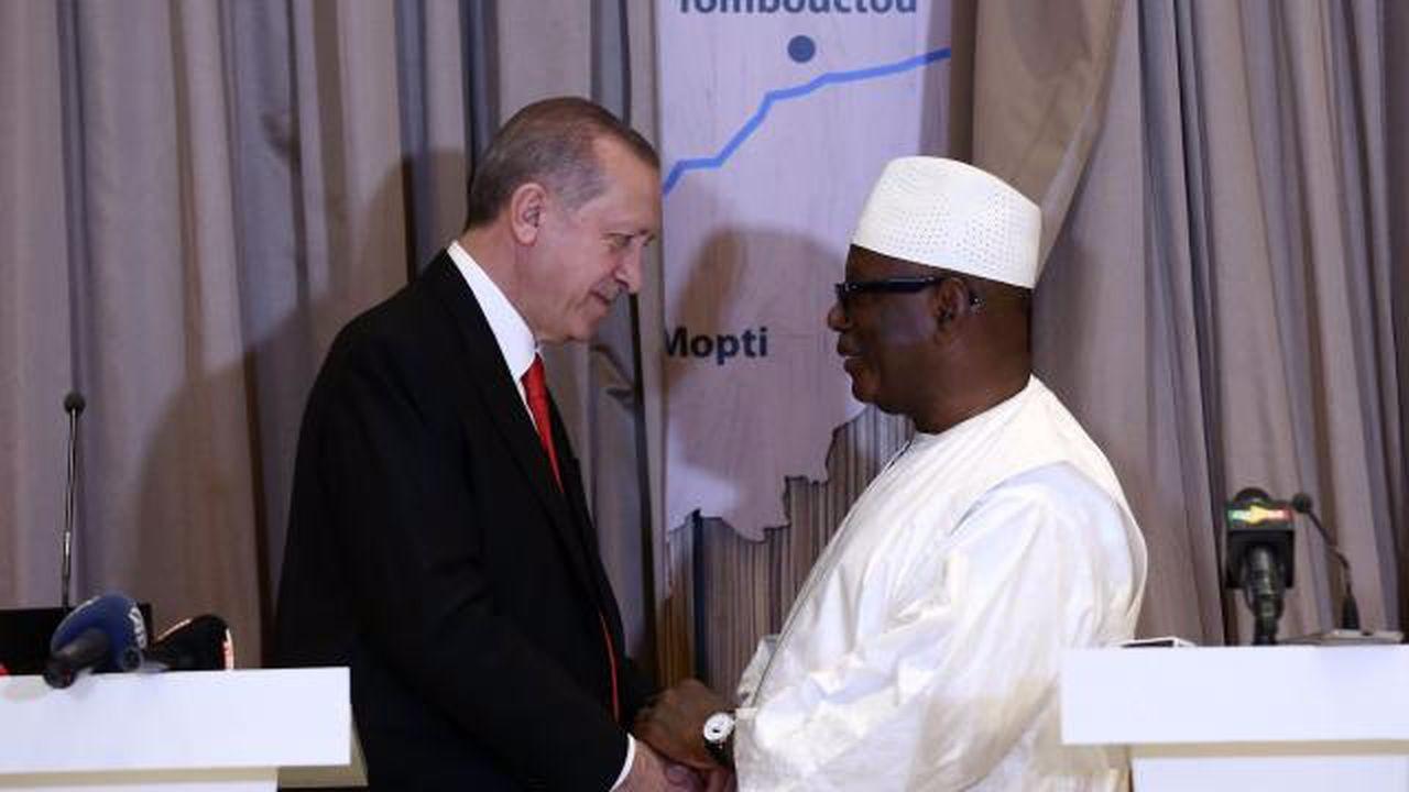 Ankara'nın Afrika etkisi Fransa'yı endişelendirdi