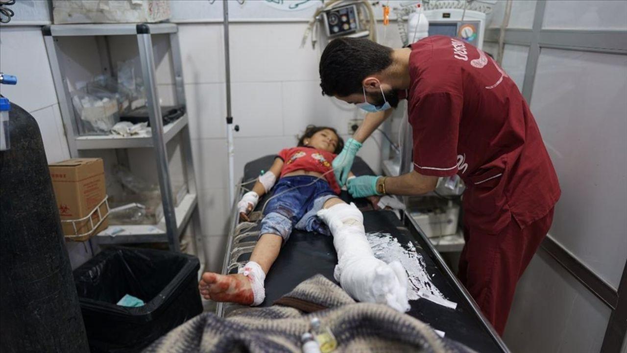 Esed rejiminin saldırısında 4 çocuk öldü