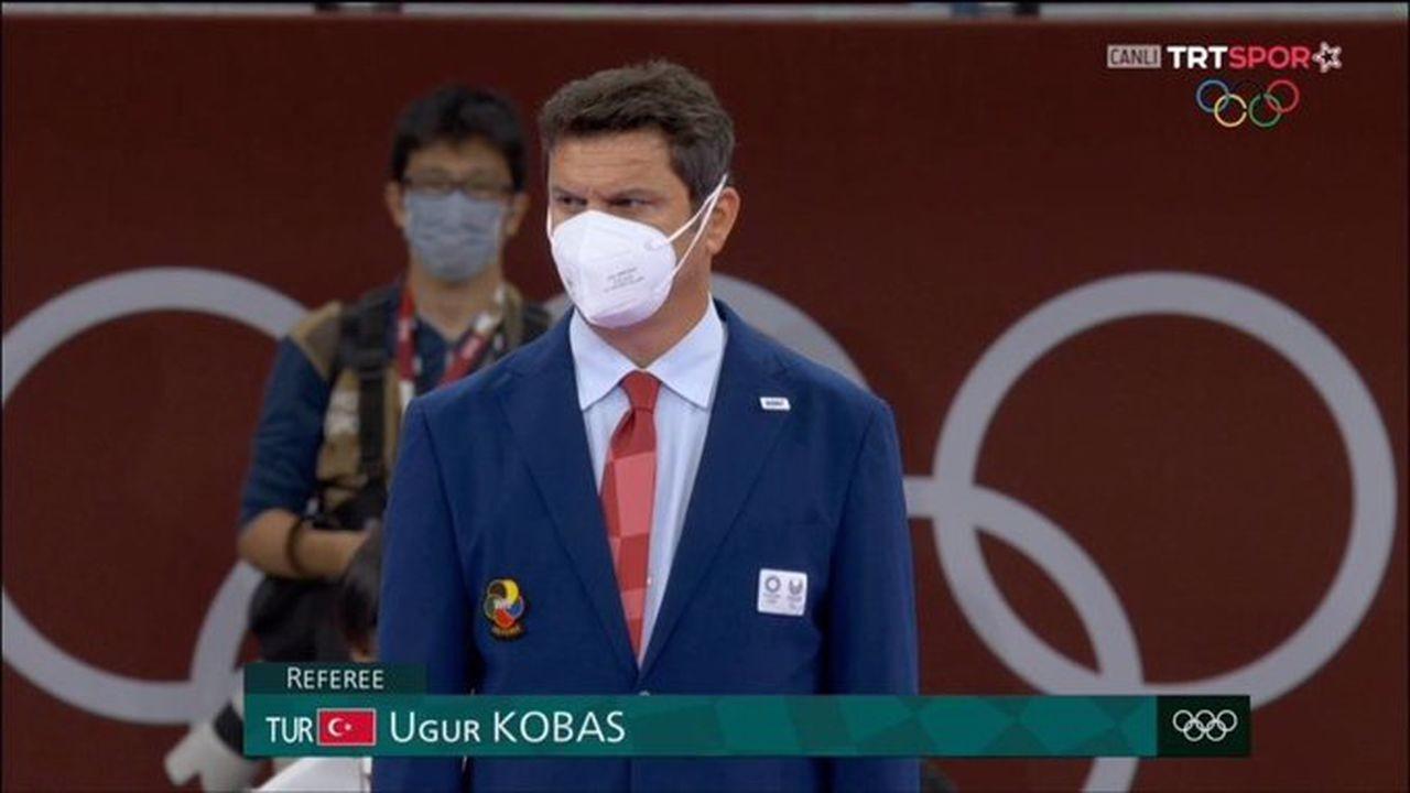 Türk karate hakemi sosyal medyadan tehdit ediliyor