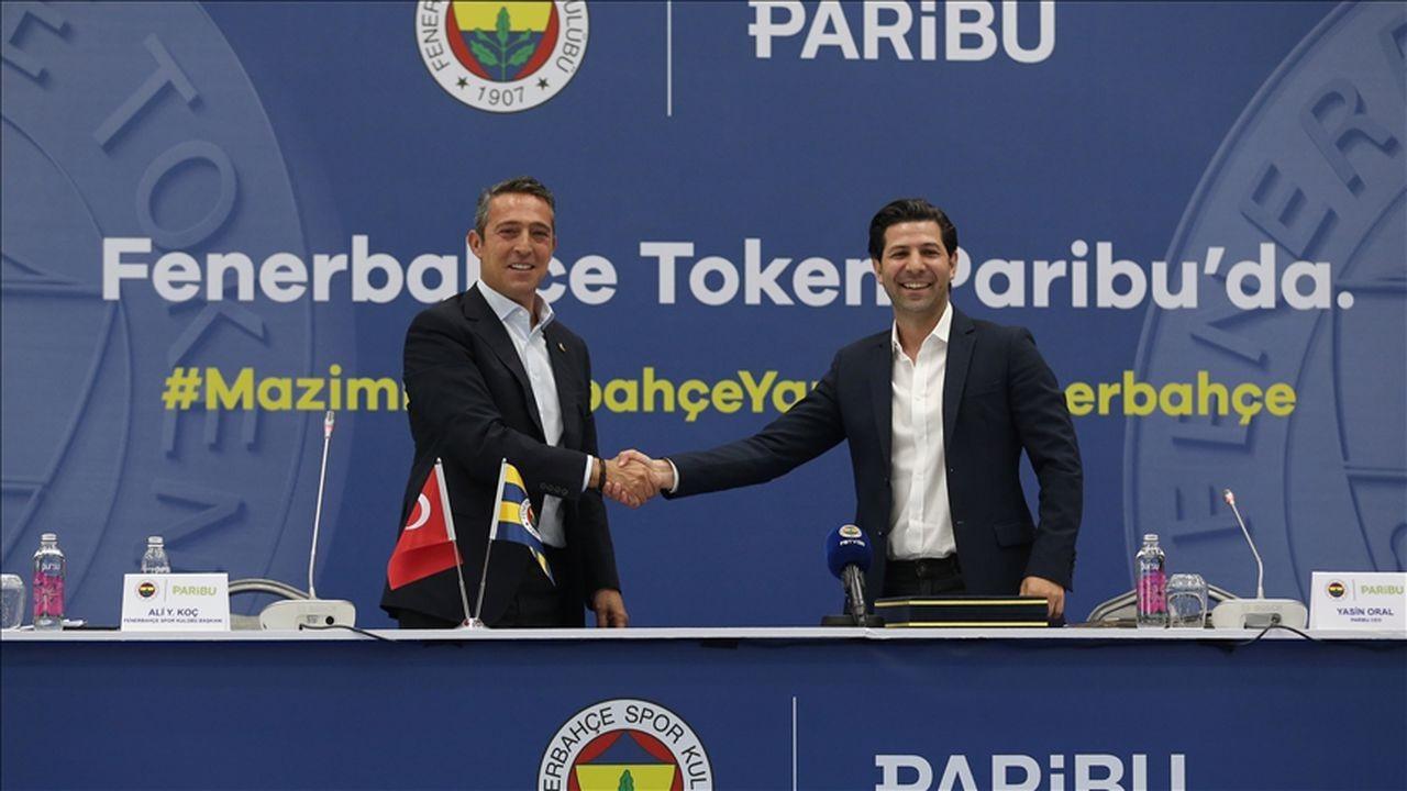 Fenerbahçe ile Paribu'nun projesi tanıtıldı