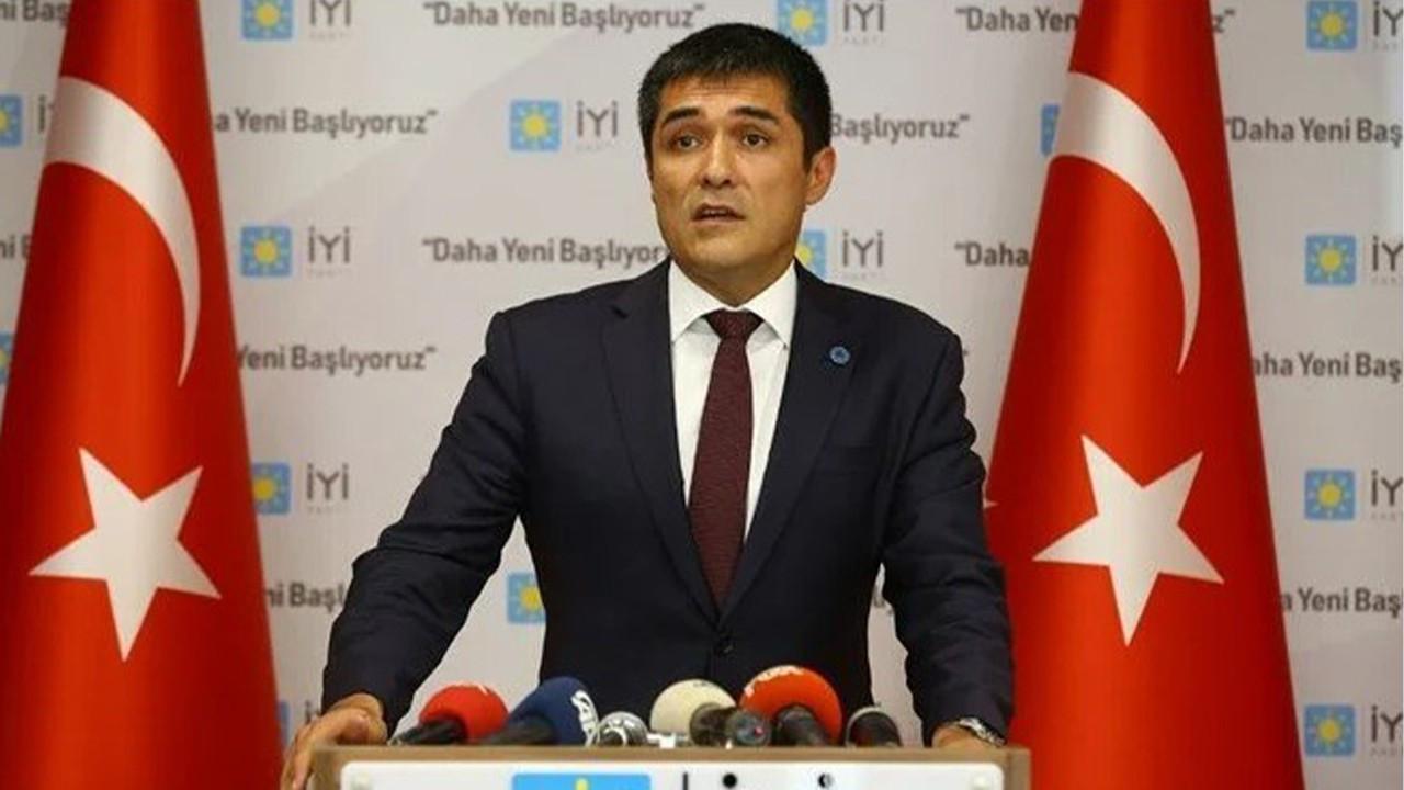 İYİ Partili Buğra Kavuncu'ya yumruklu saldırı