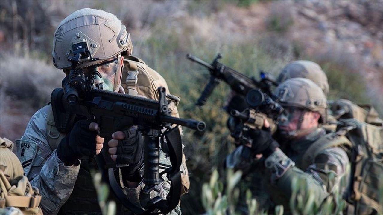 3 PKK/KCK'lı terörist etkisiz hale getirildi