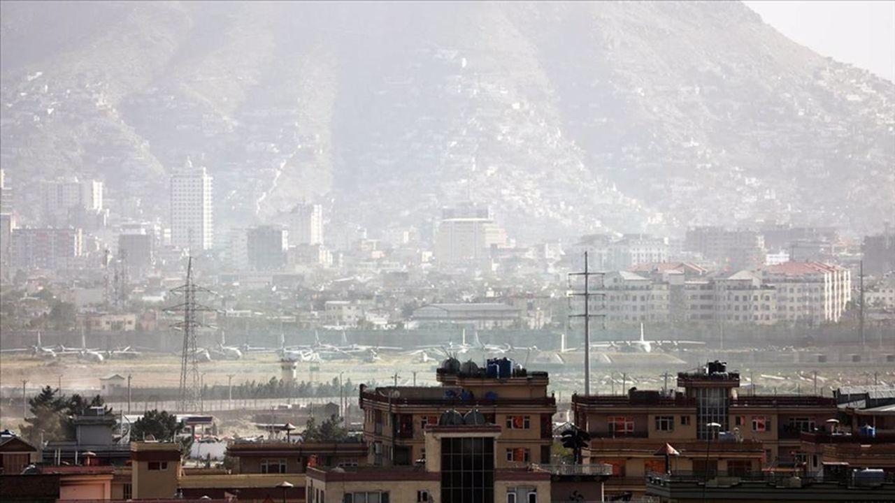 ABD Kabil'de hava saldırısı düzenledi